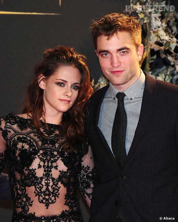 """Kristen Stewart et Robert Pattinson, couple de cinéma le plus bankable ? Il suffit de voir le succès de """"Twilight""""..."""