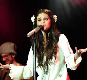 Selena Gomez au gala de l'UNICEF : un message en chansons pour Justin Bieber ?