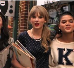 Taylor Swift a enfin trouve l'amour de sa vie... grace a la pub !