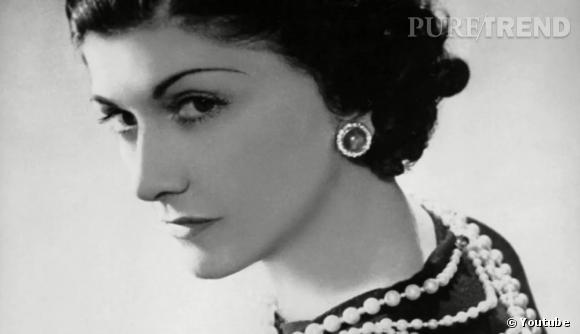 Gabrielle Chanel.