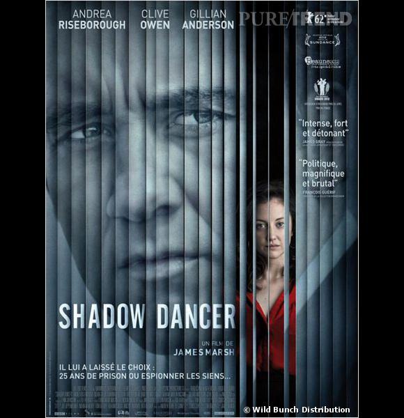 """""""Shadow Dancer"""" au cinéma le 6 février."""