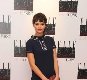 Pixie Geldof aux Elle Style Awards à Londres.