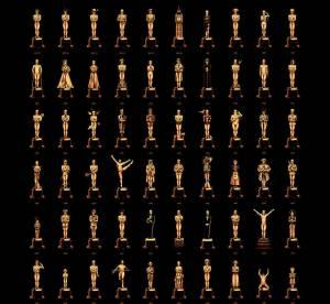 Oscars 2013, l'affiche hommage dévoilee : retour sur 10 posters de la statuette doree