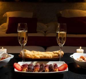 Saint-Valentin : Le top 5 des aliments aphrodisiaques
