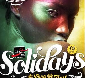 Solidays 2013 : C2C, Wax Tailor, Bloc Party, Asaf Avidan a l'affiche