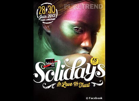 Solidays 2013 : C2C, Asaf Avidan, Bloc Party, Wax Tailor et Alborosie au programma.