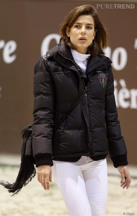 Charlotte Casiraghi gagne en dynamisme avec cette nouvelle coupe.