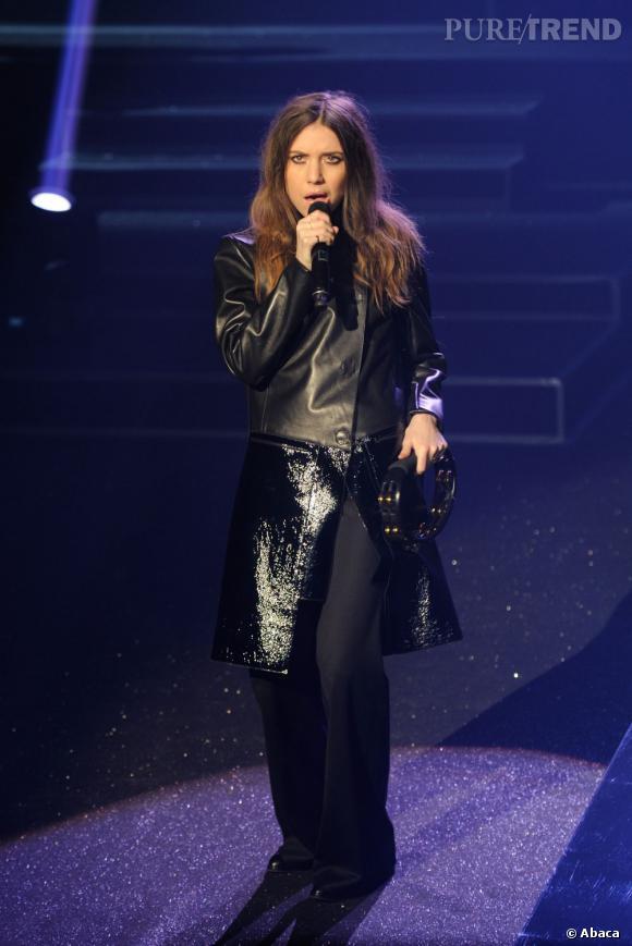 "Lykke Li en live au défilé Etam 2013 : ""Girls Only"" !"