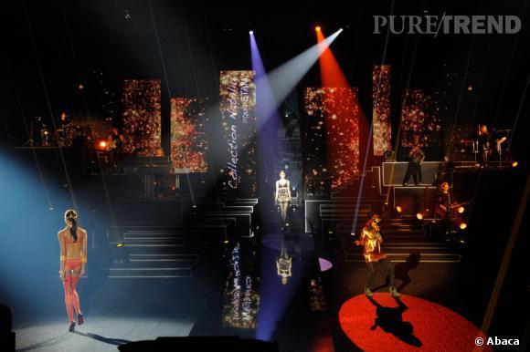 """M.I.A. en live au défilé Etam 2013 : """"Girls Only"""" !"""