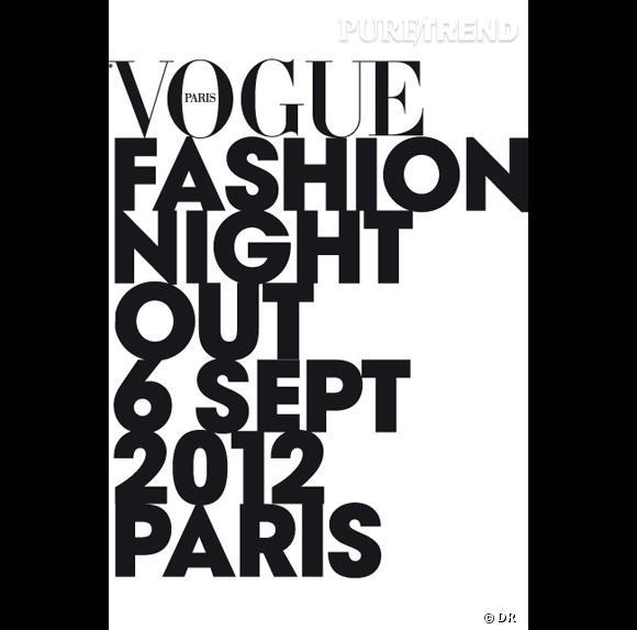 Vogue Fashion Night Out 2012.