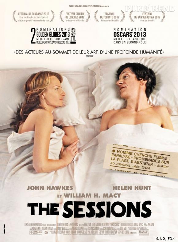 L'affiche du film The Sessions.