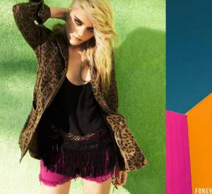 "Collection ""Festival 2013"" de Sky Ferreira pour Forever 21."