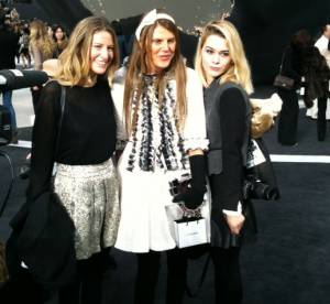 Fashion Week de Paris : Anna Dello Russo, Chanel... Le best of Instagram