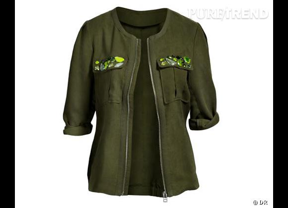 Must have H&M : la collection Conscious    Veste H&M Conscious, 29,95 €
