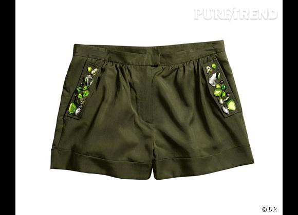 Must have H&M : la collection Conscious    Short H&M Conscious, 19,95 €