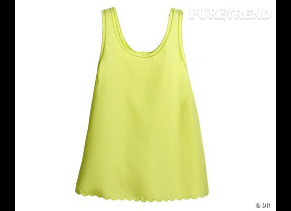 Must have H&M : la collection Conscious    Débardeur H&M Conscious, 19,95 €