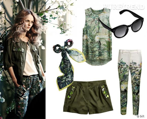 Must have H&M : la collection Conscious incarnée par Vanessa Paradis