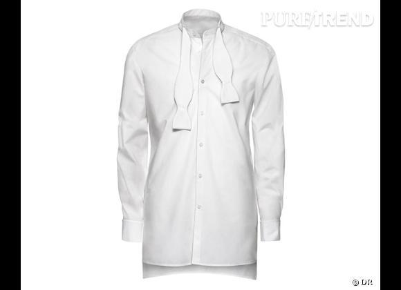 Must have H&M : la collection Conscious Exclusive    Chemise Homme H&M Conscious Exclusive, 39,95€