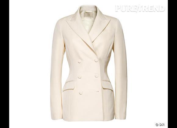 Must have H&M : la collection Conscious Exclusive    Blazer H&M Conscious Exclusive, 69,95€