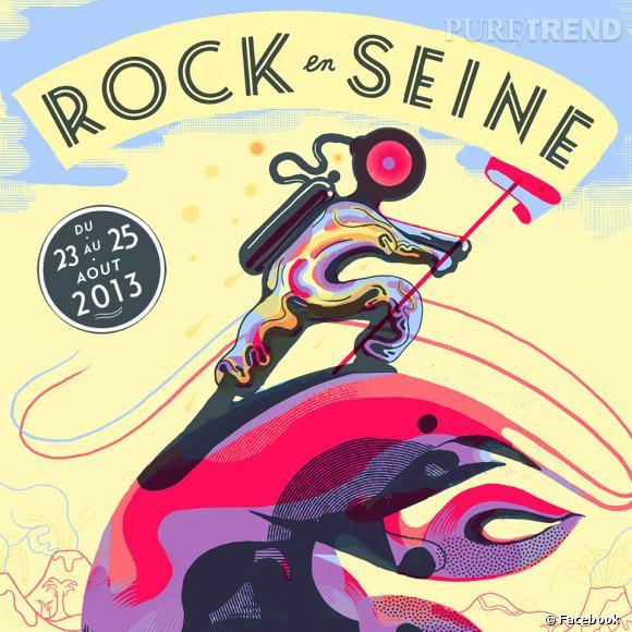 Rock en Seine 2013 : la programmation dévoilée au compte-goutte.