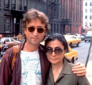John Lennon : Yoko Ono fait reagir Twitter avec ses lunettes en sang