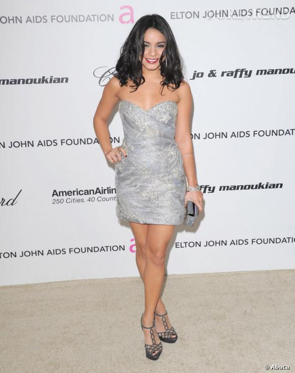 Vanessa Hudgens : le bustier sexy.