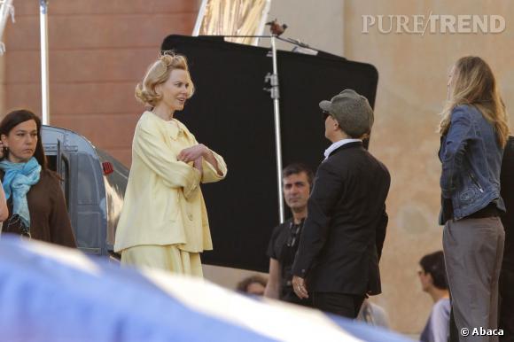 """Nicole Kidman est au casting du biopic """"Grace of Monaco"""" d'Olivier Dahan."""