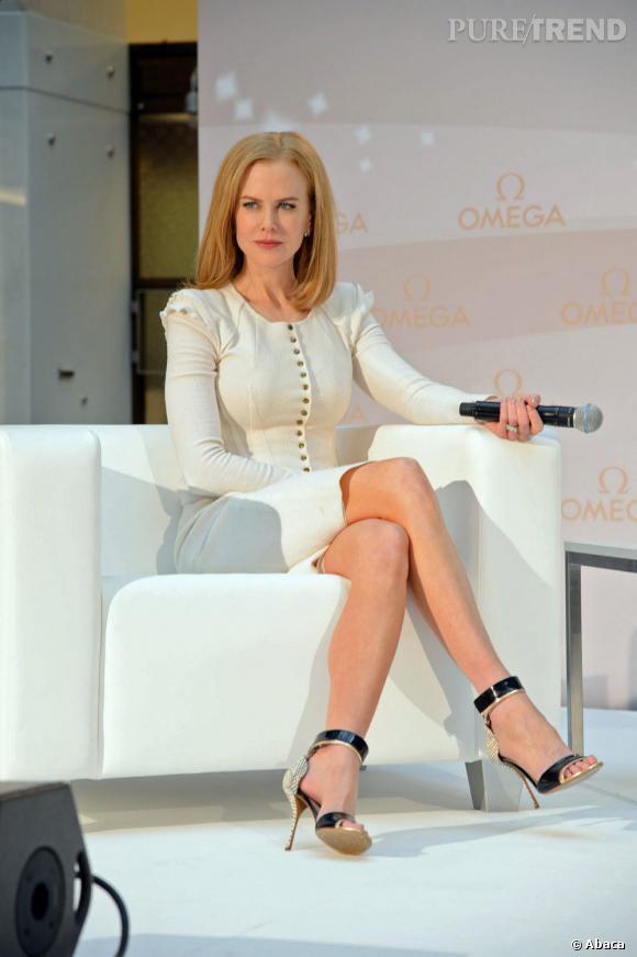 Nicole Kidman, membre du jury du Festival de Cannes 2013.