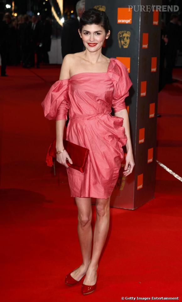 Audrey Tautou sera la maitresse de cérémonie de Cannes 2013.