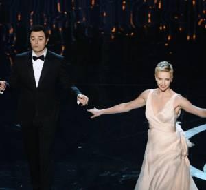 Charlize Theron en couple avec Seth Macfarlane ? La surprise de l'annee !