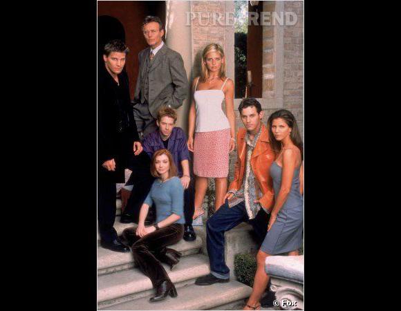 """L'actrice est devenue une icône de la télévision grâce à la série """"Buffy contre les vampires"""" pendant 7 saisons."""