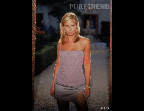 Sarah Michelle Gellar alias Buffy Summer fête ses 35 ans.