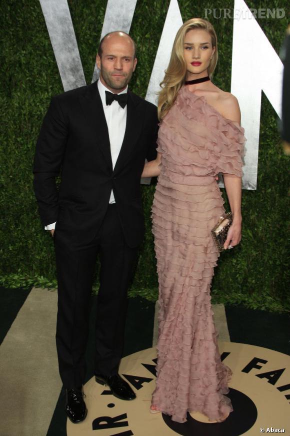 La top model sort avec Jason Statham depuis 2010...