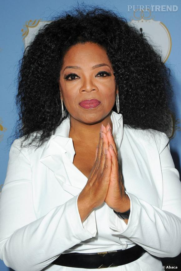 Oprah Winfrey fêtera bientôt ses 60 ans, et se classe en 8e place du classement des stars qui vieillissent le mieux.