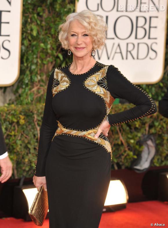 A 67 ans, Helen Mirren est considérée comme l'une des stars qui vieillit le mieux.
