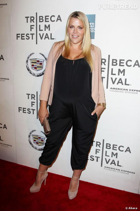 "Busy Philipps à la première de ""A Case For You"" au Tribeca Film Festival à New York, le 21 avril 2013."
