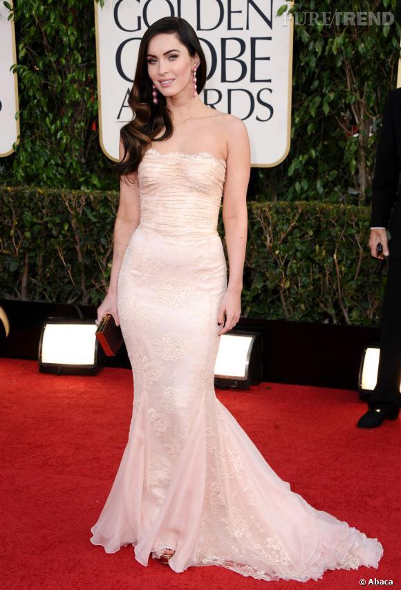 N°17 :  Il n'aura pas fallu longtemps à Megan Fox pour retrouver sa silhouette d'avant grossesse !