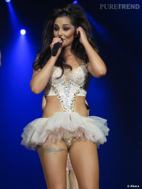N°9 :  La chanteuse sexy Cheryl Cole est dans le top 10 !