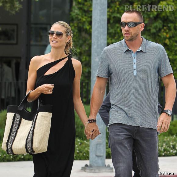 Heidi Klum passe beaucoup de temps avec son ex-garde du corps Martin Kristen... Assez pour sauter le pas et se fiancer ?