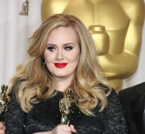 Adele : 25 ans pour la jeune maman oscarisee