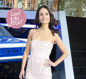 Jordana Brewster : robe bustier et silhouette longiligne pour Fast and Furious 6