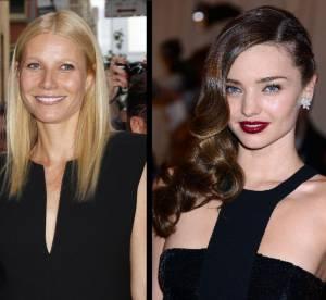 Gwyneth Paltrow :''Miranda Kerr est si jolie, c'en est anormal''