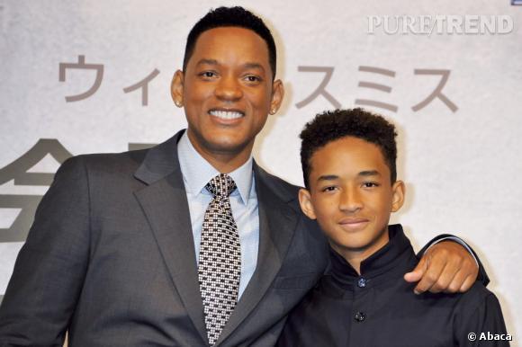 Will Smith et Jaden Smith, 14 ans, qui souhaite s'émanciper de ses parents et acheter sa propre maison.