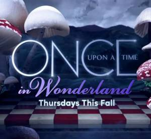 Once Upon A Time in Wonderland : le premier trailer du spin-off feerique