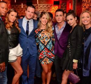 """Le casting de """"Arrow"""" s'est réuni à New York !"""