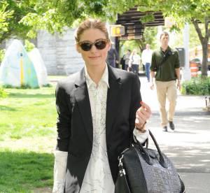 Olivia Palermo, un printemps noir et blanc... À shopper !
