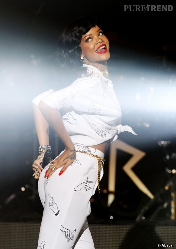 Rihanna, nouvelle photo choquante sur instagram ?
