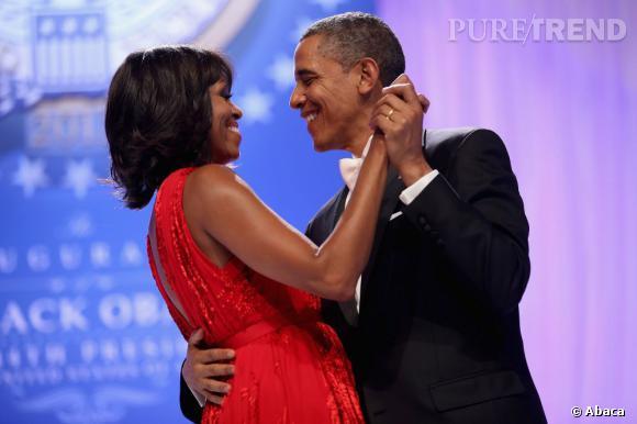 Barack et Michelle Obama nommés le couple le plus puissant du monde en 2013 par le magazine américain Forbes.