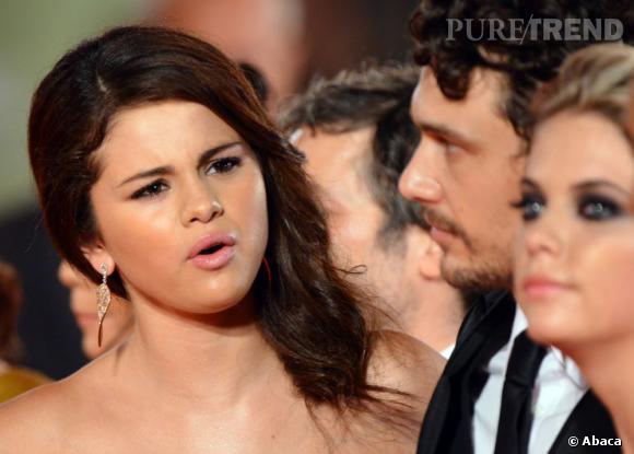 Selena Gomez aimerait que Justin Bieber, son boyfriend, n'approche pas Miley Cyrus.