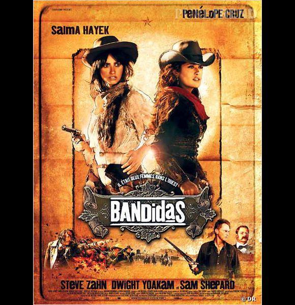 """Ils ont aussi réalisé """"Bandidas"""", avec Penélope Cruz et Salma Hayek."""